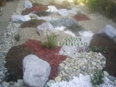 Aranjamente Plante Cu Piatra Scoarta Ornamentala - 10016 Aranjamente Plante Cu Piatra Scoarta Ornamentala