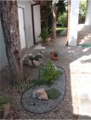 Aranjamente Plante Cu Piatra Scoarta Ornamentala - 10059 Aranjamente Plante Cu Piatra Scoarta Ornamentala