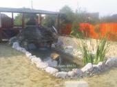 Constructie Iazuri Cascade Cursuri De Apa - 10014 Constructie Iazuri Cascade Cursuri De Apa